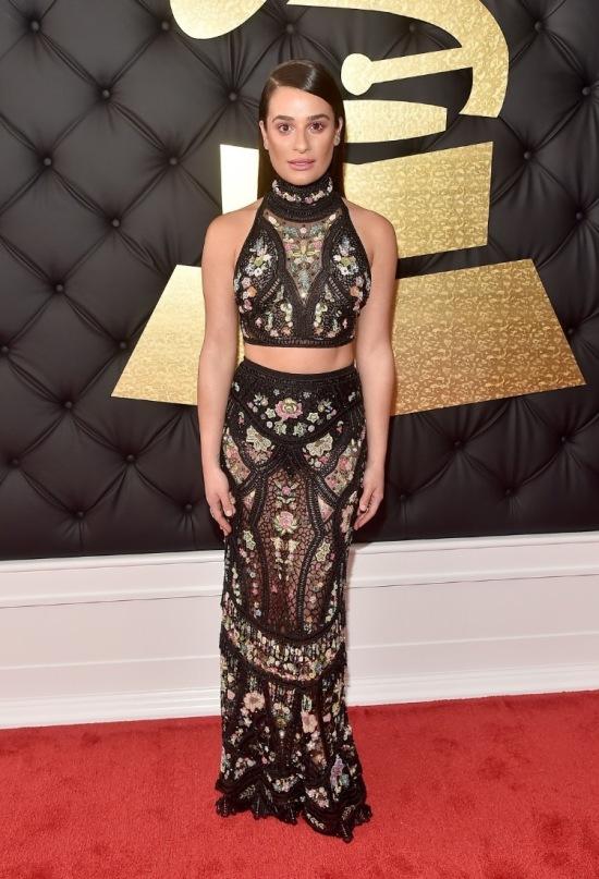 Lea Michele - Cavalli Couture.jpg