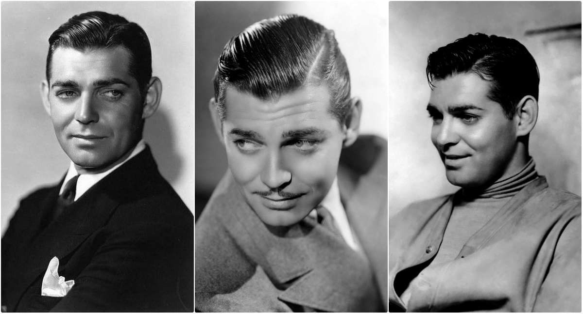 The King of Hollywood: 50 Dashing Photos of Clark Gable in the Early 1930s  ~ Vintage Everyday